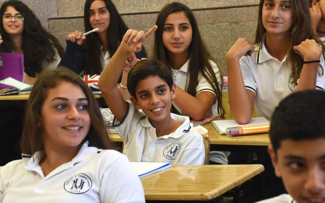 Christian educators say Israeli cuts threaten schools' existence